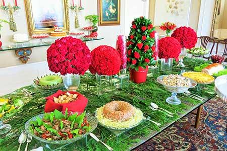 como decorar com flores