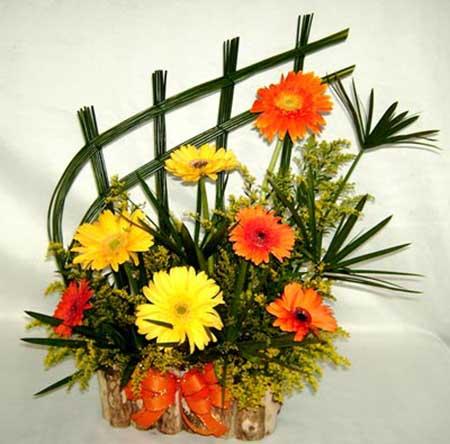 Dicas de Arranjo de Flores Naturais