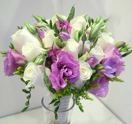 flor lisianthus
