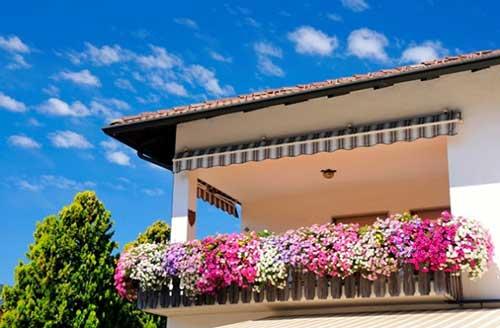 linda casa decorada