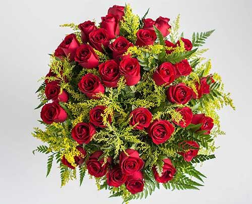 dicas de buquê de flores
